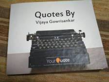 My Quotes Book
